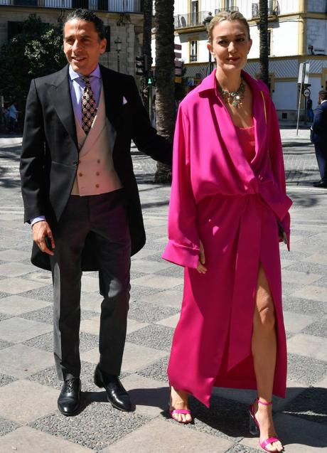 Marta Ortega has worn an incredible gown-style dress