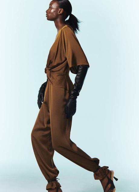 El mono de Zara pertenece a una edición especial